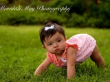 Friday Family Photos: The Kaitlyn Crawl